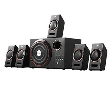 F&D F3000U 5.1 Multimedia Speakers Price in India
