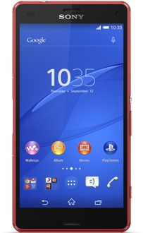 Sony Xperia Z3 Compact Price in India