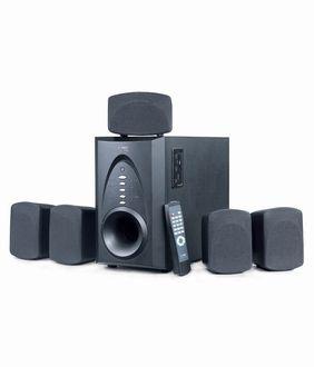 F&D F700UF 5.1 Multimedia Speakers Price in India