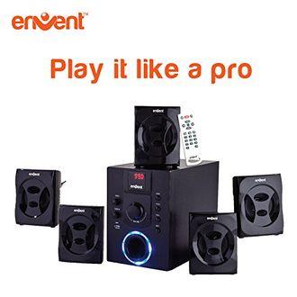 Envent Deejay 701 5.1 Home Audio Speaker Price in India