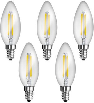 Imperial 16164 2W E14 LED Bulb (White, Pack Of 5) Price in India