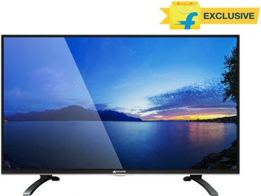 Micromax 40 CANVAS-S 40 Inch Full HD Smart LED TV Price in India