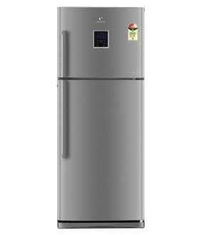 Videocon VZ293SECSS-HFK 280L 3 Star Double Door Refrigerator Price in India
