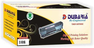 Dubaria 108 Black Toner Cartridge Price in India