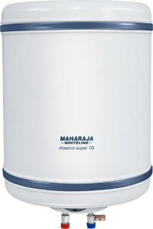 Maharaja Whiteline Classico Super 10L Storage Water Geysers Price in India
