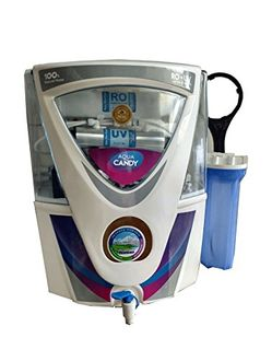 Aquaultra Candy 17L 14 Stage RO,UV,UF,Mineral,TDS Water Purifier Price in India