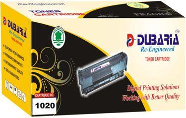 Dubaria 1020 Black Toner Cartridge Price in India
