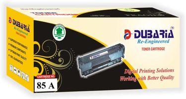 Dubaria 85A / CE285A Black Toner Cartridge Price in India