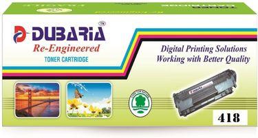 Dubaria 418 Yellow Toner Cartridge Price in India