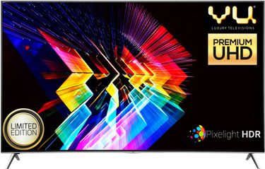 Vu H75K700 75 Inch 4K Ultra HD 3D Smart LED TV Price in India