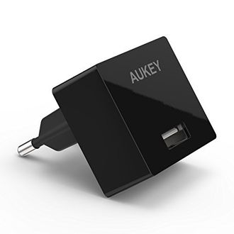 Aukey 1-Port USB Wall Charger Price in India
