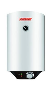 Spherehot Cylendro 15L Storage Water Geyser Price in India