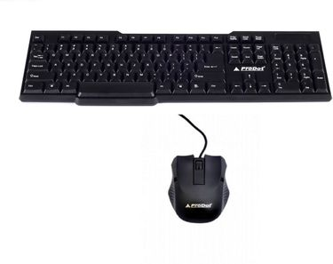 ProDot KB-207s USB Keyboard & Mouse Combo Price in India