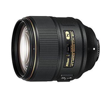 Nikon AF-S Nikkor 105mm F/1.4E  ED Lens Price in India