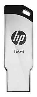 HP V236W 16GB USB 2.0 Pendrive Price in India