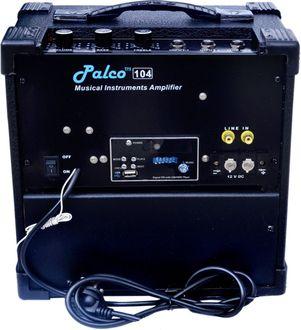 Palco PAL-104-USB 25W AV Power Amplifier Price in India
