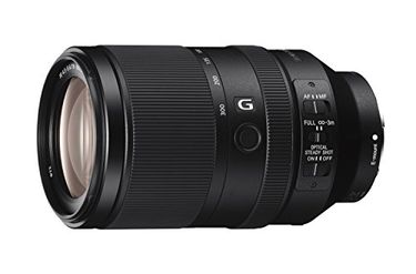 Sony 70mm-300mm F4.5-5.6 G OSS Telephoto Zoom Lens Price in India