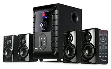 ENKOR EK4905 4.1 CH Speaker System Price in India