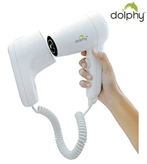 Dolphy HD-002 Professional Wall mounted Hair Dryer Price in India