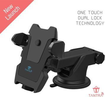 Tantra TWIST One Touch Smart Universal Mobile Holder Price in India