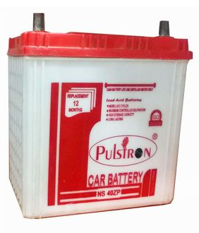 Pulstron NS-40ZP 40Ah Car Battery Price in India