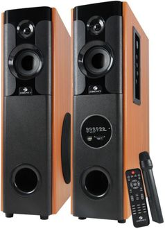 Zebronics BTM7450RUCF Tower Speakers Price in India