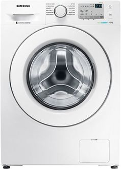 Samsung 8 Kg Fully Automatic Washing Machine (WW80J4213KW/TL) Price in India