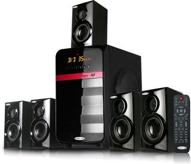 Oscar  OSC-62500 5.1 Multimedia Speaker Price in India