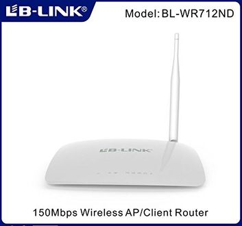 Lb-Link BL-WR712ND 150Mbps Wireless AP/Client Router Price in India
