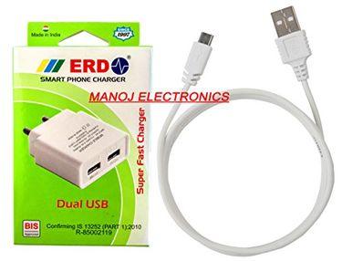 ERD TC-29 Dual USB Charger Price in India
