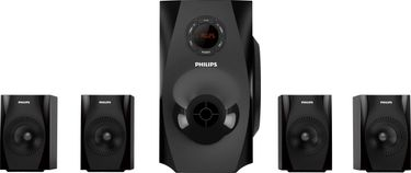 Philips SPA8150B 4.1 Multimedia Speakers Price in India