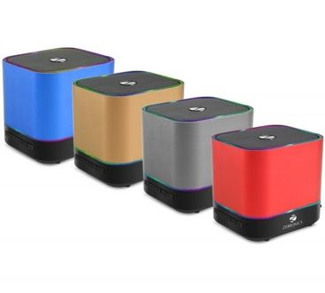 Zebronics Dice Bluetooth Speaker Price in India