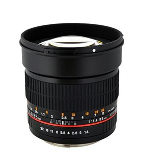 Rokinon 85M-C 85mm F1.4 Aspherical Fixed Lens (For Canon) Price in India