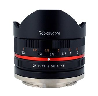 Rokinon RK8MBK28-E 8mm F2.8 UMC Fisheye II Fixed Lens (For Sony) Price in India