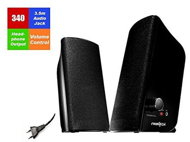 Frontech JIL-3934 2.0 Speakers Price in India