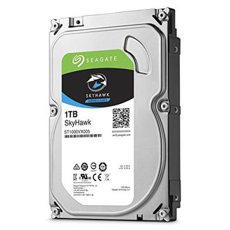 Seagate SkyHawk (ST1000VX005) 1TB Internal Hard Disk Price in India
