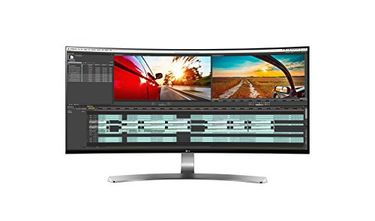 LG 34UC98-W 34-Inch Class 21:9 UltraWide WQHD IPS Thunderbolt Curved LED Monitor Price in India