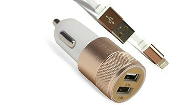 AccuCharger IIP-DCC-303 Car Charger Price in India