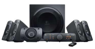 Logitech Z906 Digital System-EU Speaker Price in India