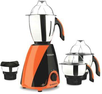 Vidiem VTRON Plus 900W Juicer Mixer Grinder (4 Jars) Price in India
