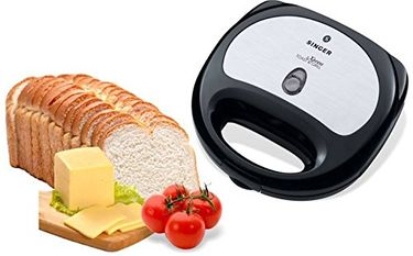 Singer Xpress Grill 600W Sandwich Maker Price in India