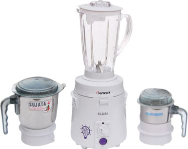 Sujata Supermix 900W Mixer Grinder (3 Jars) Price in India