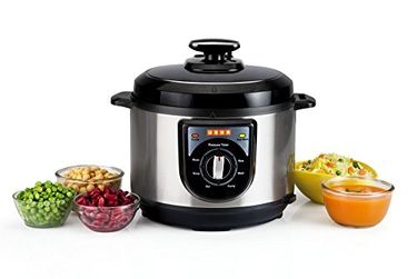 Usha EPC 3650 5L Electric Pressure Cooker Price in India