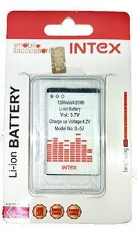 Intex IL-5J 1300mAh Battery Price in India