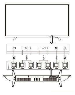 AOC LE40V50M6/61 40 Inch Full HD LED TV Price in India