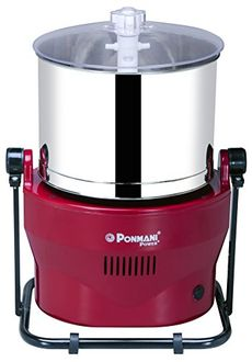 Ponmani Power Plus 3L Table Top Wet Grinder Price in India