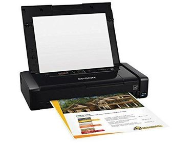 Epson WorkForce WF-100 Wireless Mobile Printer Price in India