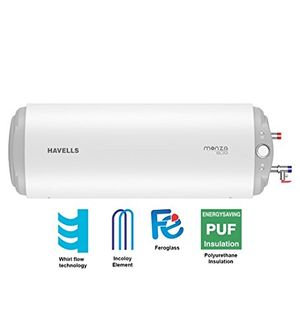 Havells Monza Slim 15 Litre Horizontal Geyser Price in India