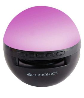 Zebronics Globe Bluetooth Speaker Price in India