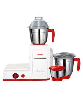 Maharaja Whiteline MG Turbo Boost 750W Mixer Grinder (3 Jars) Price in India